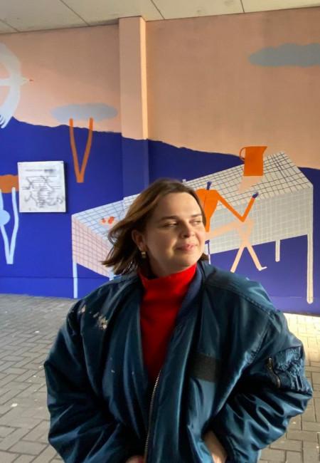 Marion Beeck Festivaltekenaar