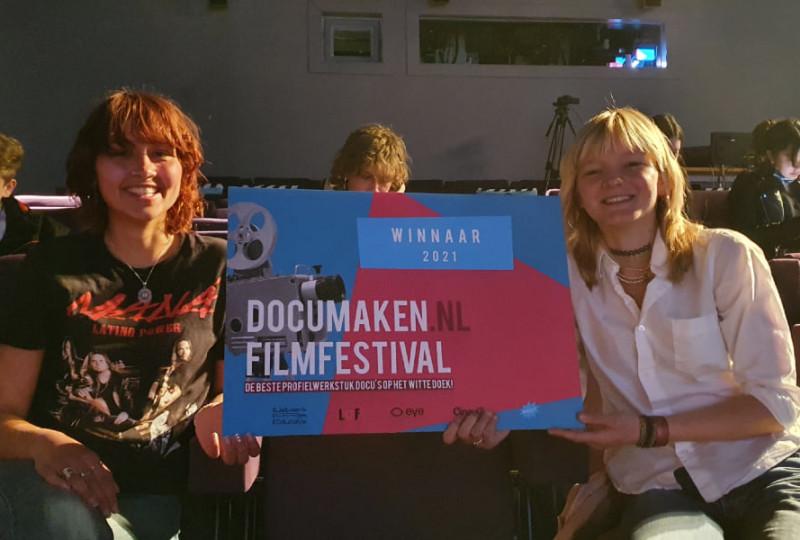 PWS 'Ontluikend' wint Documaken Filmfestival