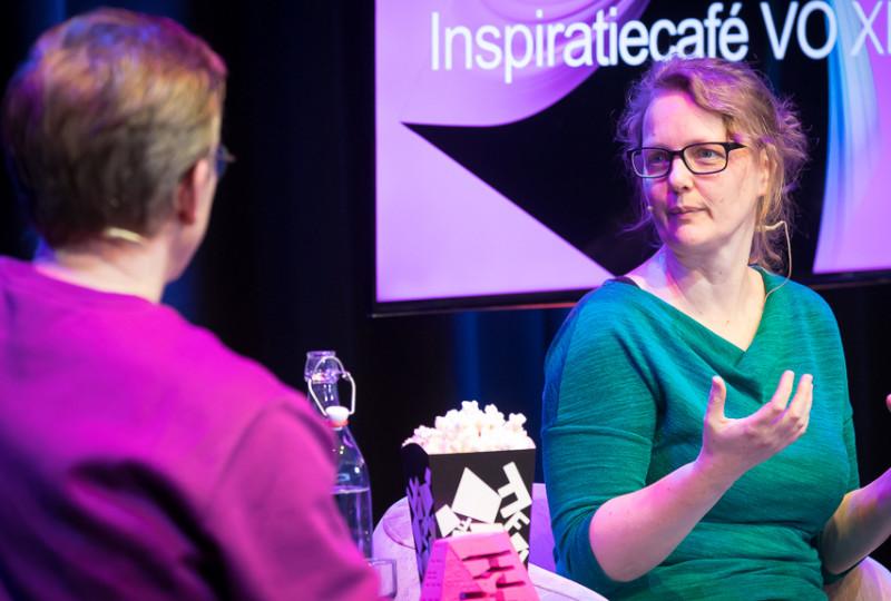 Gehoord in het inspiratiecafé VO: film in het onderwijs