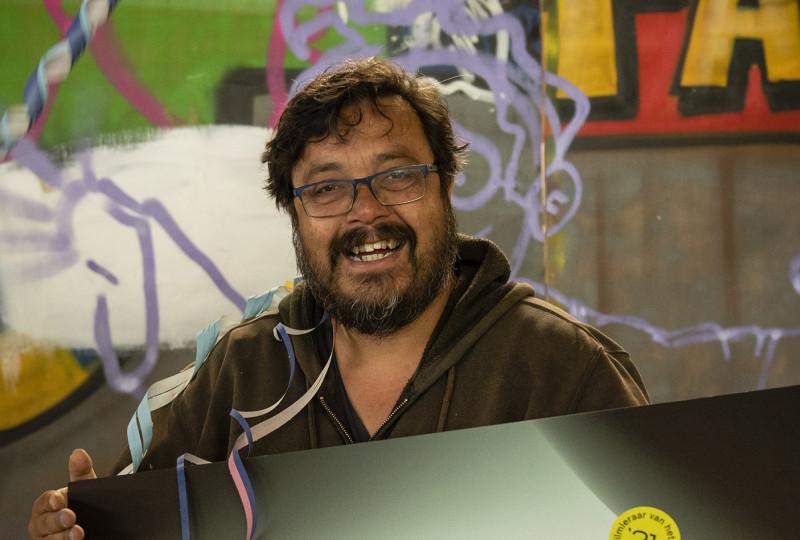 Elroy is Filmleraar van het Jaar 2021 Regio Noord