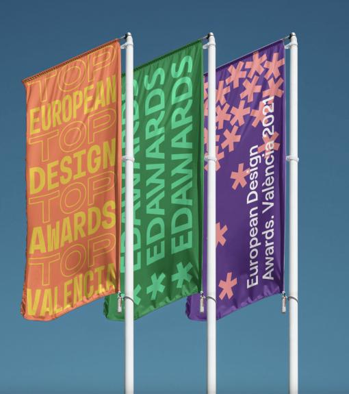We won 3 European Design Awards